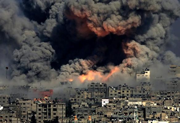 burning_gaza