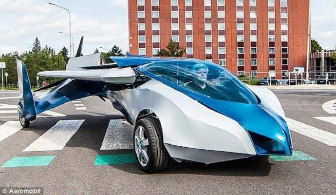 aeromobile-car