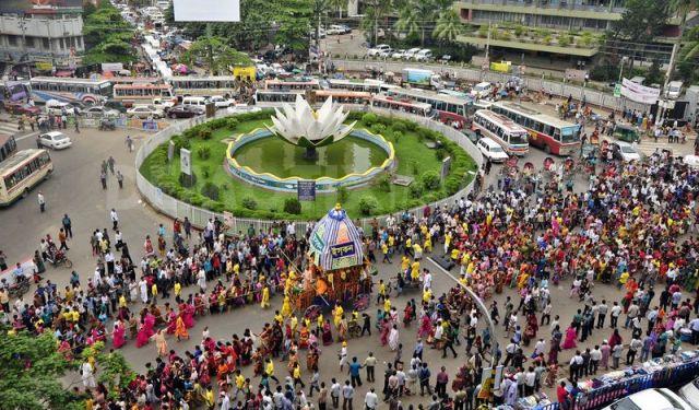 dhaka capital