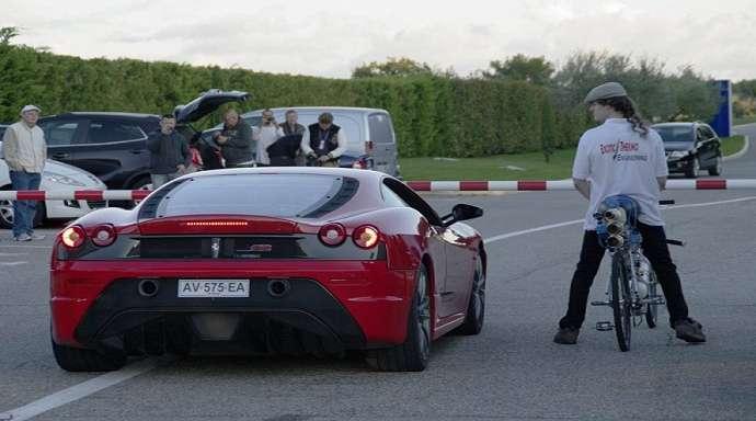 Cycle-Beats-Ferrari