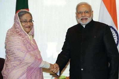 Hasina-Modi