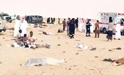 Riyadh-Dawadmi-accident
