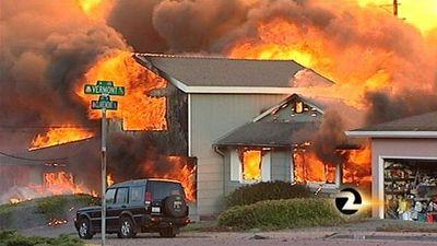 gasfire