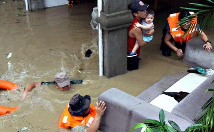 philipine-flood