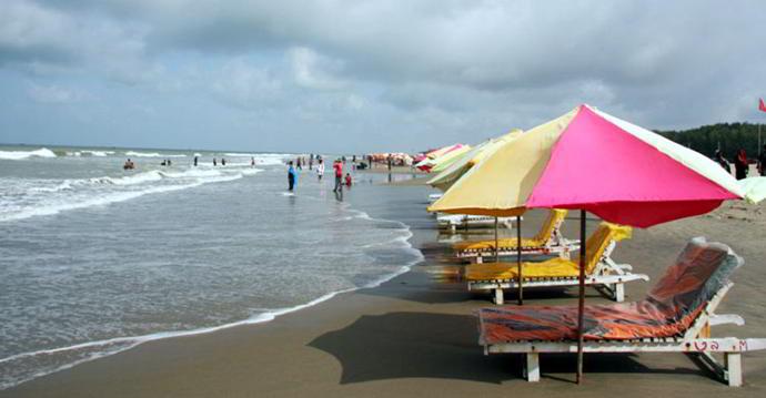 Coxs-Bazar-Sea