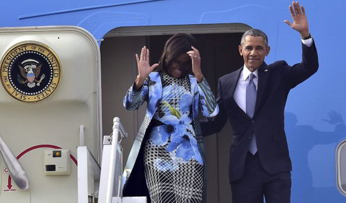 Obama-mishel