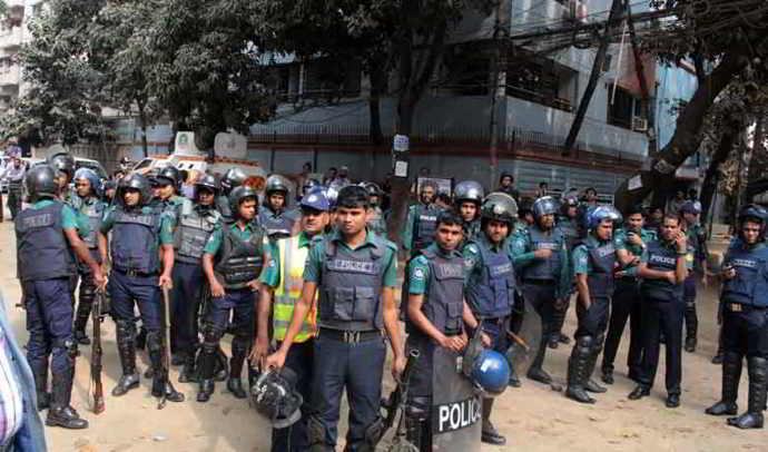 police-gulsan
