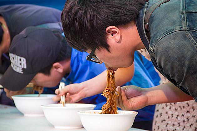 Noodle-Puke