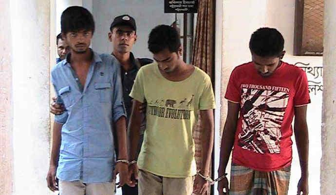 Patuakhali-Arrest