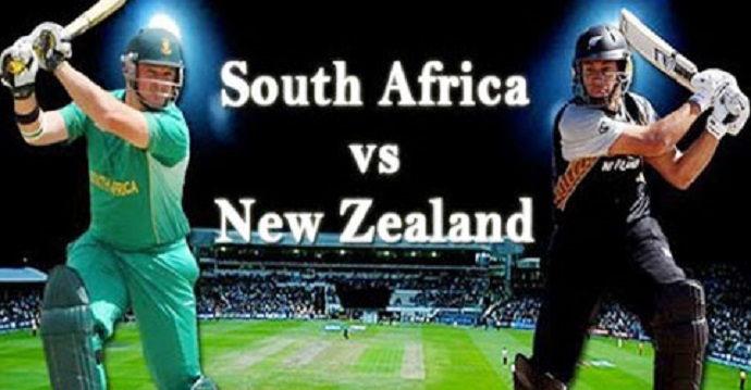 Southafrika-Newzealand