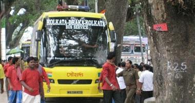 Kolkata-Buss