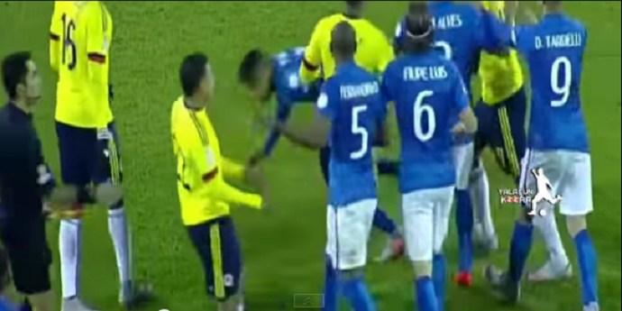 neymar-red-card