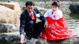 north-korea-couple