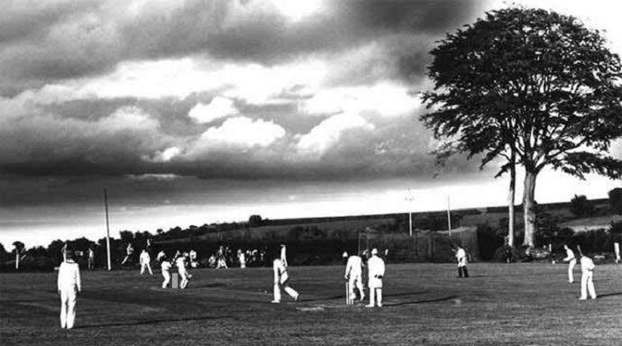 cricket-history