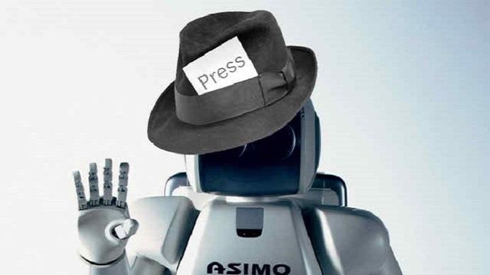 journalist-robot
