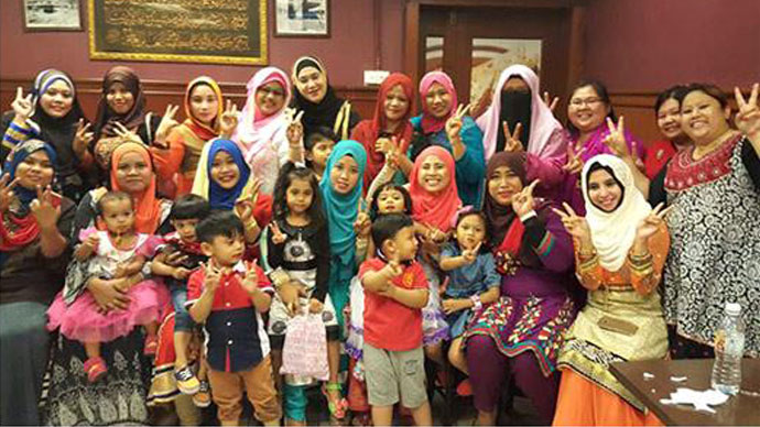malaysia-women