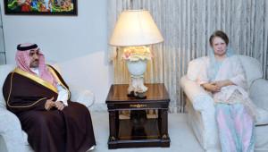 Khaleda-Soudi