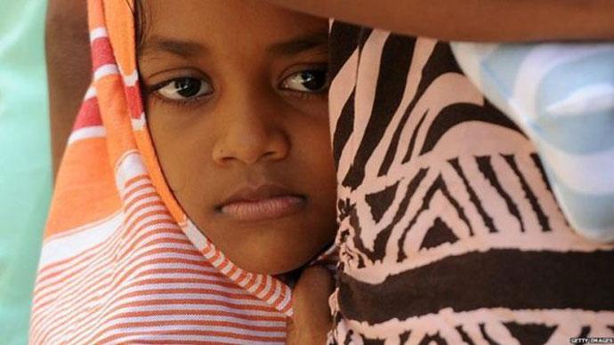 bangladeshi-mother