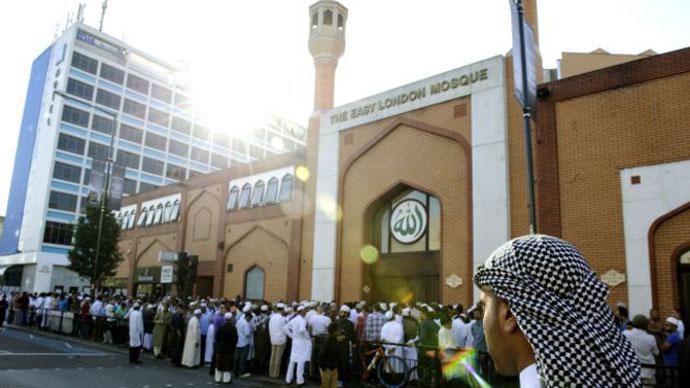 briten-mosque