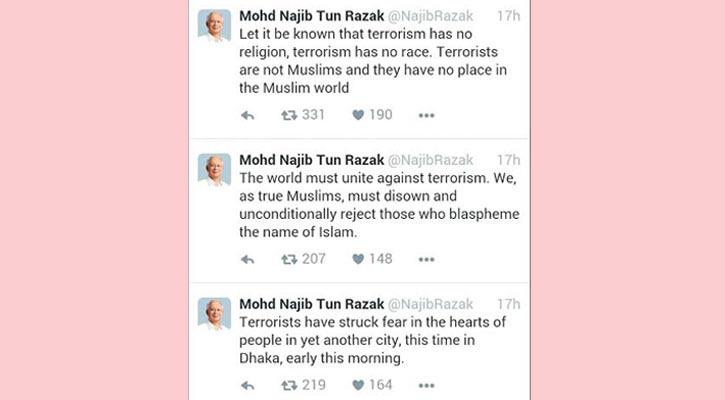 malaysia primeminister