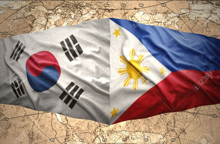 South Korea and Philippines