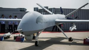 china-dron