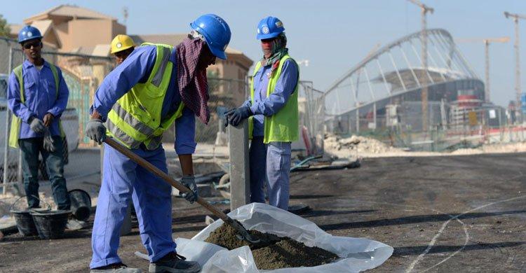 qatar-labour