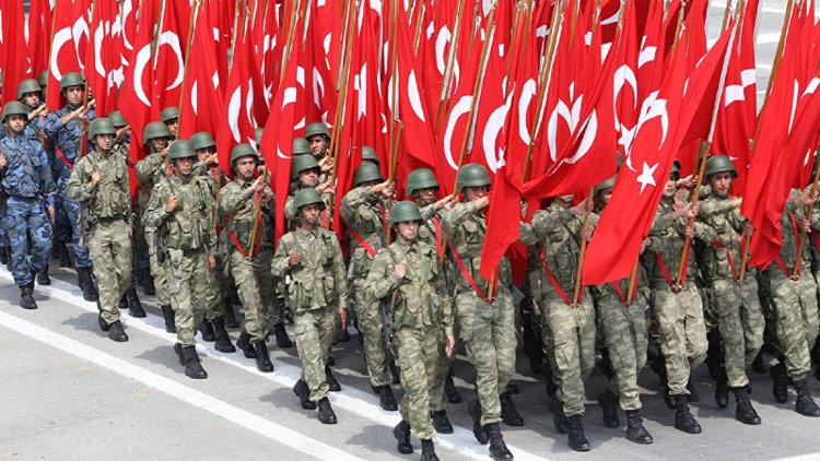 turkey-army