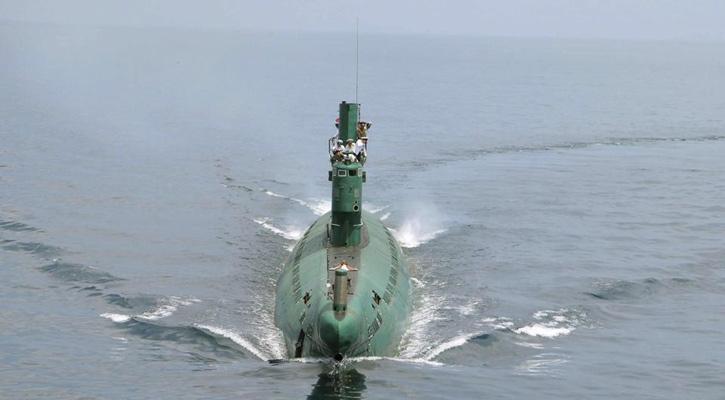 North-Korea-submarine