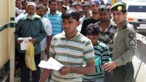 saudi-worker