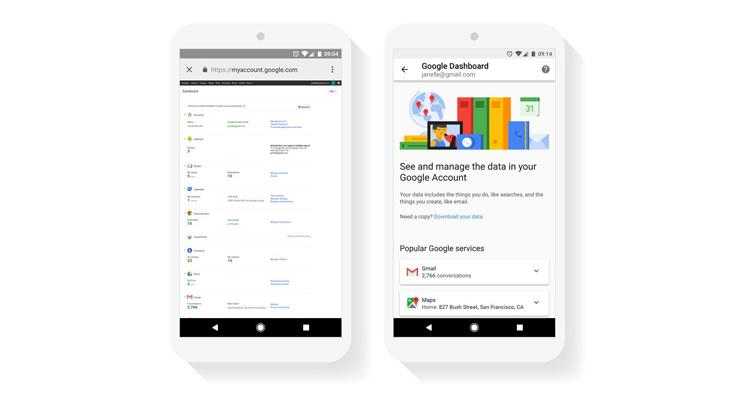 google-dashboard