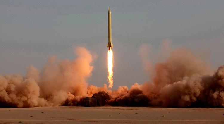 iran-rocket