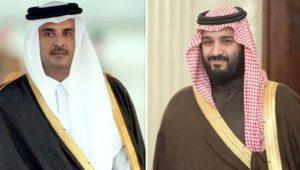 qatar-saudi