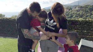 messi-family