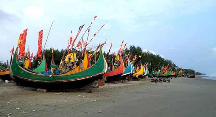 Teknaf-Beach