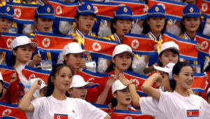 north-korea-cheerleader
