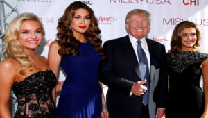 trump-with-girl-friend