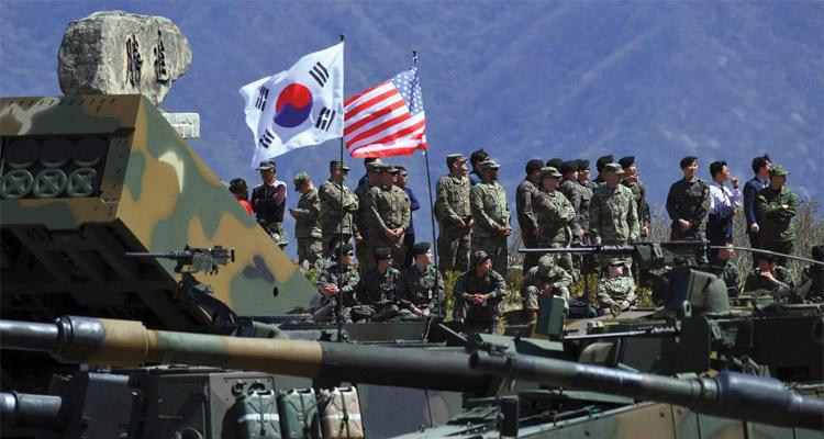 military-drills-us-korea