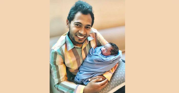 mushfiqur-with-son