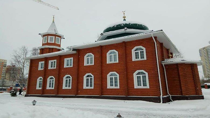 russia-mosque