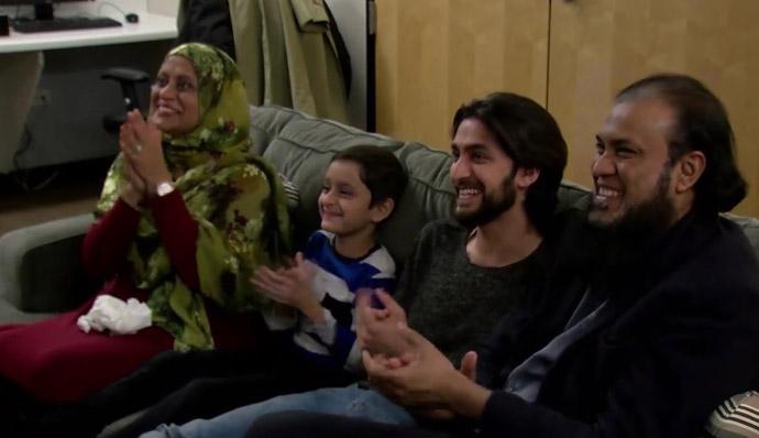 tahera-family