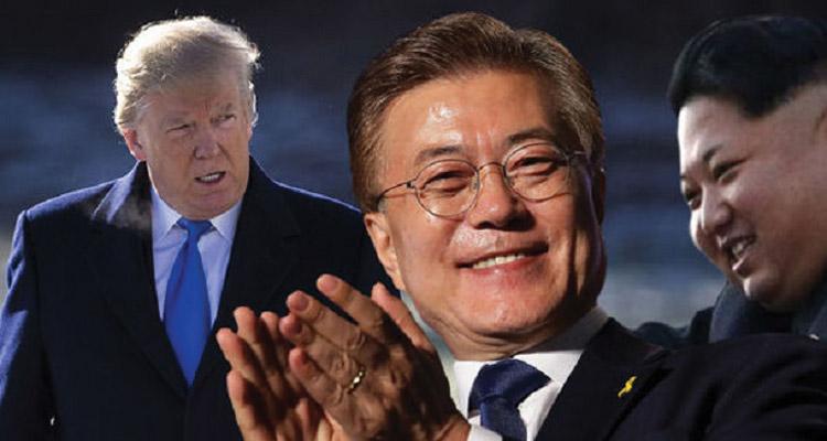 trump-moon-kim