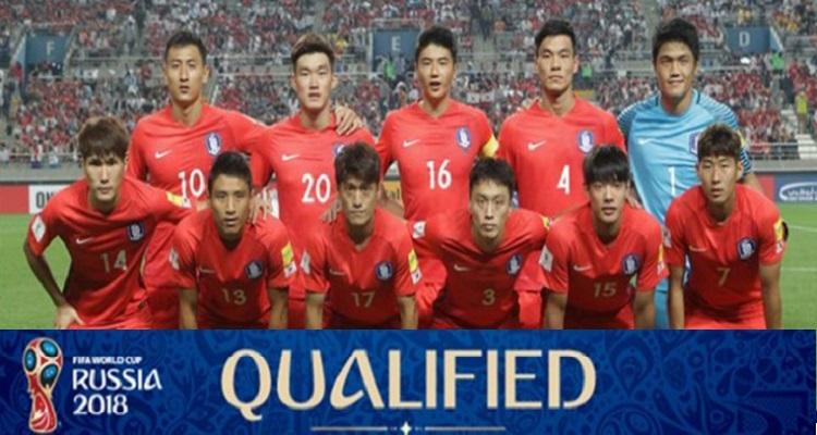 south korea football