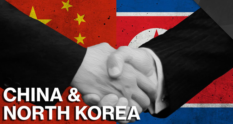 china-north-korea