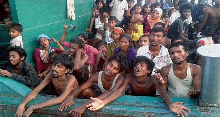 rohingya-boat-thailand
