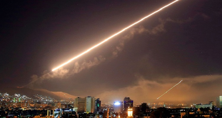 syria attact