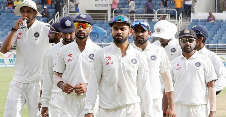 india-test-team