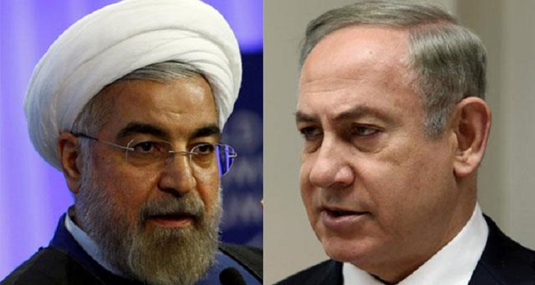 ruhani-Netanyahu