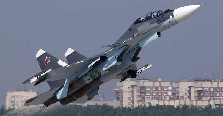 russia-fighter