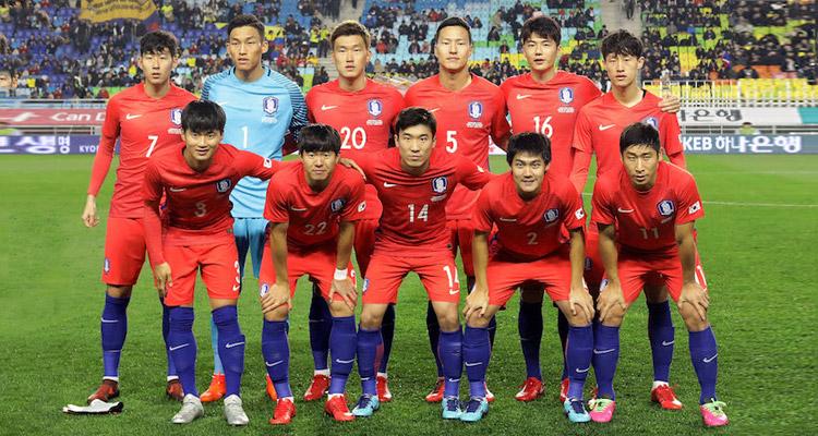 south-korea-football-team